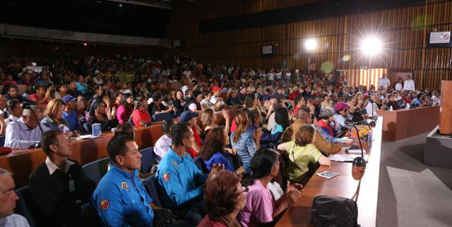 Once delegates are elected, the ANC itself will have the power to propose changes to Venezuela's constitution, though any proposals will need to be put to a referendum to be enacted. (AVN)