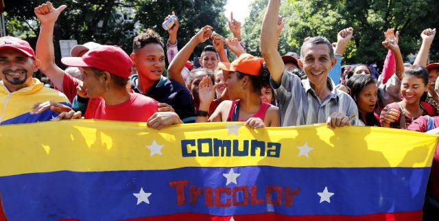 Venezuela has around 1500 communes nationwide. (AVN)