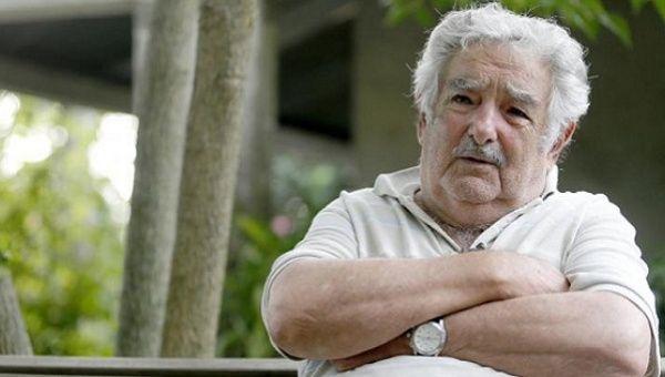 """Former Uruguayan President Jose """"Pepe"""" Mujica. (Reuters)"""