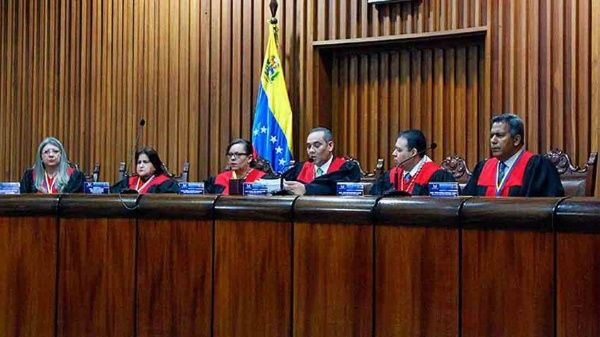 Venezuela's highest court has dismissed two cases by Ortega this week. (TSJ)