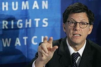 Human Rights Watch Americas Director, Jose Miguel Vivanco. (archives)