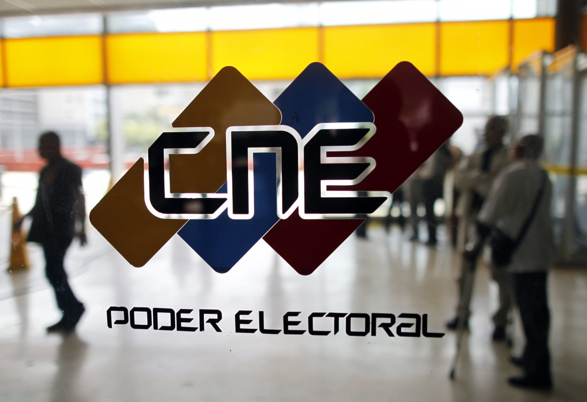 The CNE released the list of candidates on Thursday. (Archive)