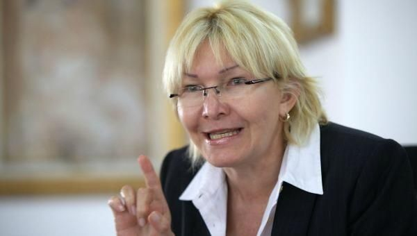 Venezuela's top prosecutor, Luisa Ortega, has become a fierce critic of the TSJ. (MPPRIJP)