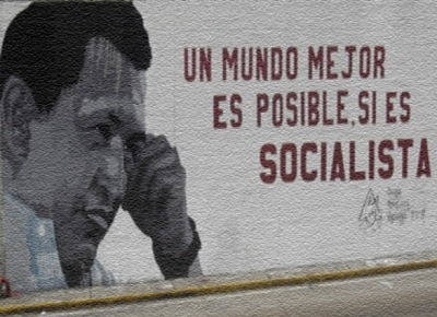 """""""Another world is possible, if it's socialist."""" (Archive)"""