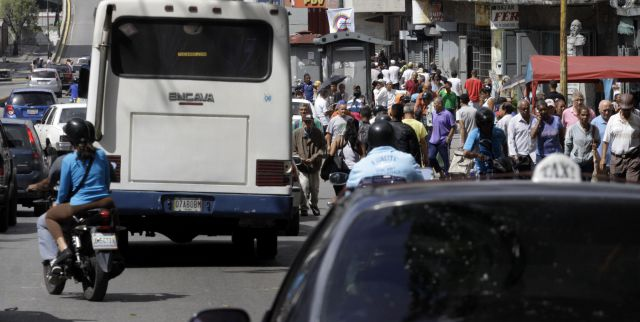 Venezuela's opposition says millions of workers have joined their 24 hour general strike, though life continued as usual Thursday in much of the country. (AVN)
