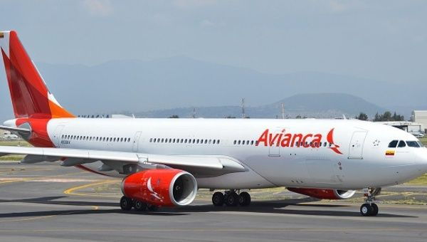 Avianca suspends services to and from Venezuela. (Reuters)