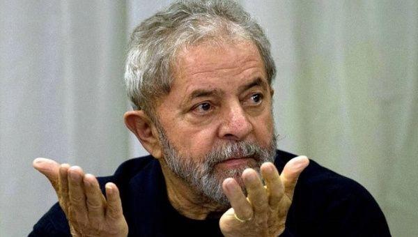 Former Brazilian president Luiz Inacio Lula da Silva has long been a supporter of Venezuela's socialist government. (AFP)