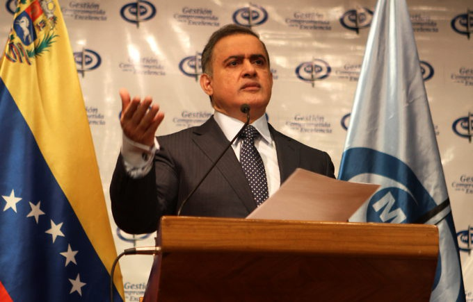 Attorney General Tarek William Saab says he will investigate his predecessor's handling of financial crimes. (AVN)