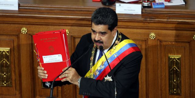 Venezuelan President Nicolas Maduro announced the latest reforms Thursday. (AVN)