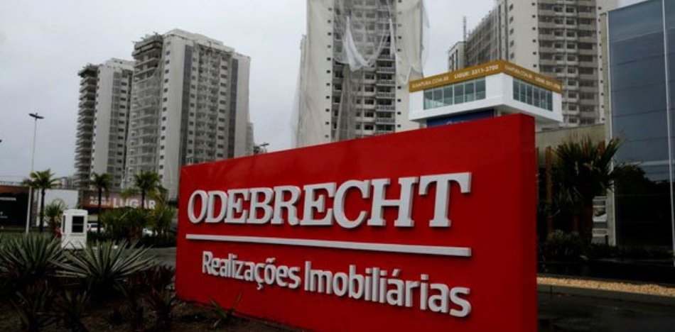 Odebrecht is at the centre of a region-wide corruption scandal. (Archive)