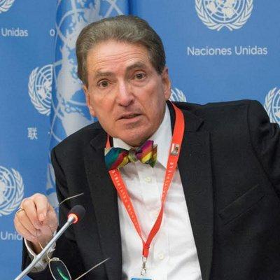 Independent UN expert Alfred de Zayas