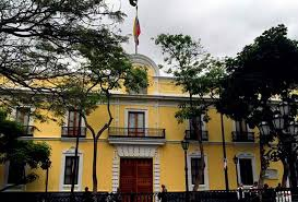 Venezuela's Ministry of Popular Power for Foreign Affairs (Archive)