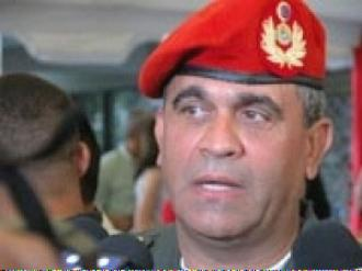 Former Defense Minister Raul Isaias Baduel