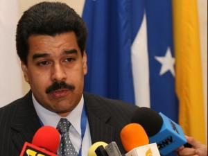 Venezuelan Foreign Minister Nicolas Maduro responds to recent statements from the US State Department (Juan Vargas/MRE)