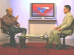 Vice-president Jorge Rodriguez: campaign of misinformation is biggest threat to the reforms (VTV)