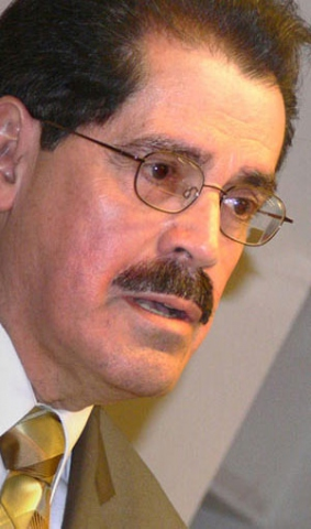 U.S. Representative from New York, José Serrano