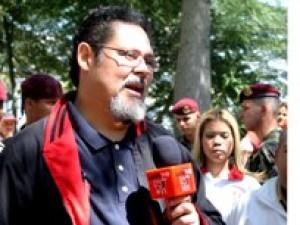 Greater Caracas Mayor Juan Barreto (Archive)