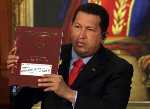 President Hugo Chávez passed by presidential law-decree Wednesday the law (ABN)