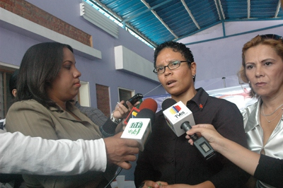 Participation and Social Protection Minister Érika Farías announced that the Negra Hipólita mission plans to open an eco-rehabiliation camp in the state of Lara in the coming year.