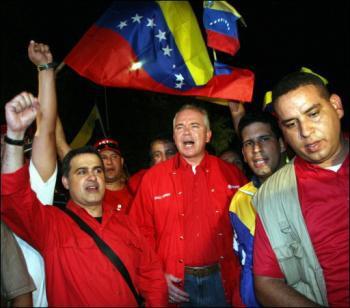 Venezuelan Energy and Oil Minister Rafael Ramírez