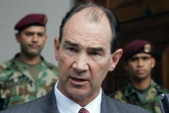 U.s. Ambassador to Venezuela, Patrick Duddy (AFP)