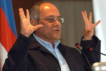 José Obdulio Gaviria, adviser to Uribe. (El Espectador)