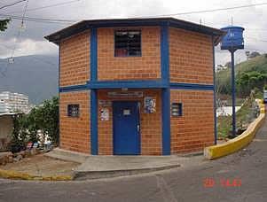 A Venezuelan Barrio Adentro (Inside the Barrio) community clinic.