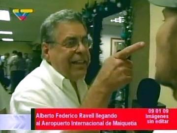 Globovisión director Federico Ravell