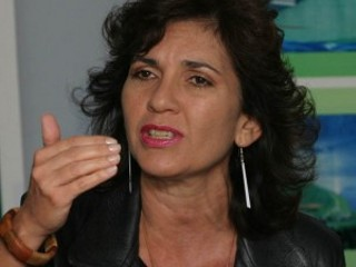Jacqueline Faria, new head of state of the Capital District (YVKE Archive)