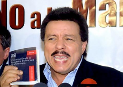 Ex-governor of Guarico state, Eduardo Manuitt (YVKE)