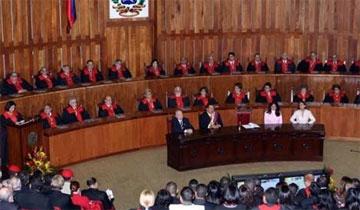 The Venezuelan Supreme Court (ABN).