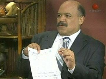Central Bank President Nelson Merentes (YVKE)