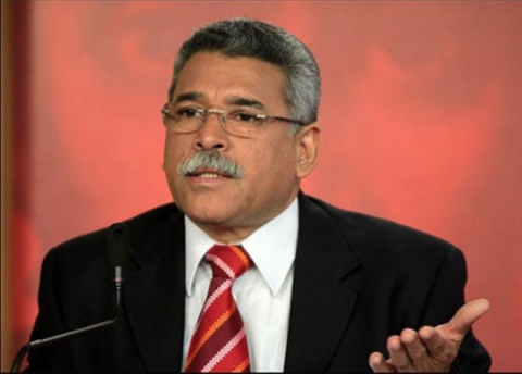Electricity Minister Angel Rodriguez (YVKE)
