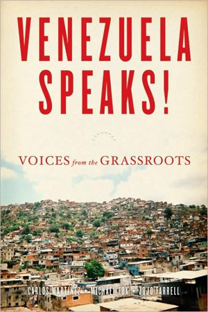 Venezuela Speaks! book cover