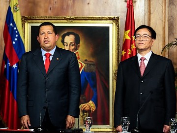 The document signing ceremony on Saturday (Prensa Presidencial)
