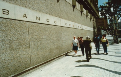 Central Bank of Venezuela (archive)