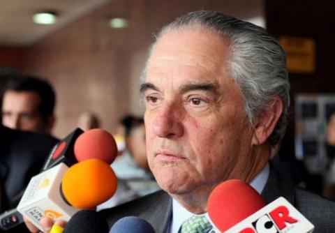 Globovision owner Guillermo Zuloaga (Archive)