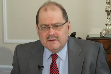 Venezuelan Ambassador to the U.S. Bernardo Alvarez (Embassy)