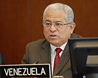 Venezuelan Ambassador to the UN Jorge Valero (Archive)