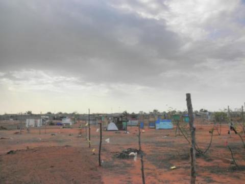 New settlement in Puerto Ordaz