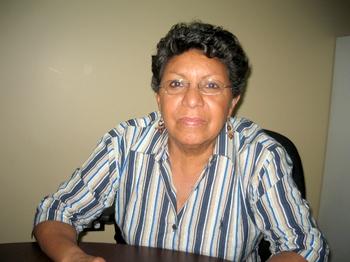 Lidice Navas in Caracas, Venezuela, June 18, 2010.