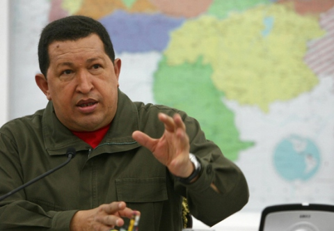 President Chavez addressed the nation on VTV last Friday (MINCI)