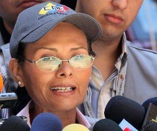 CNE director Socorro Hernandez (YVKE)