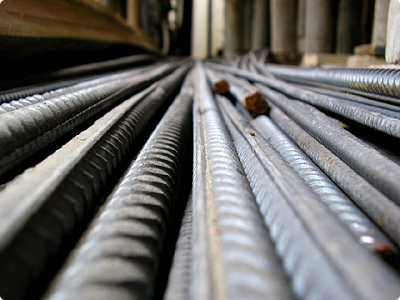 87% of rebar production is now controlled by the Venezuelan government (Agencies)