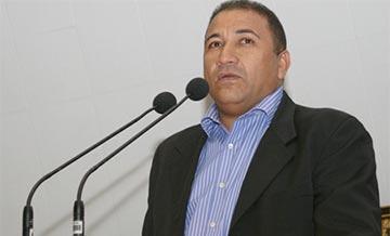 PSUV Legislator Manuel Villalba (archive)