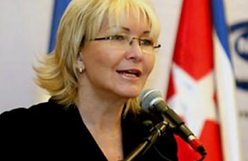Attorney General Luisa Ortega (YVKE archive)