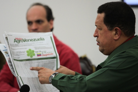 Thousands of small agricultural producers are expected to join Mission Agro Venezuela, the latest of Venezuela's food sovereignty efforts (Prensa Presidencial).