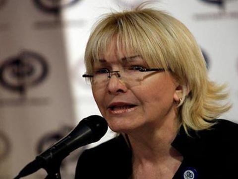 Venezuelan Attorney General Luisa Ortega Díaz (Archive)
