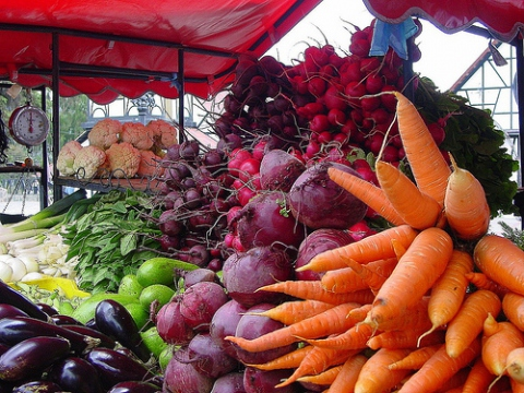 "Numerous vegetables including carrots, lettuce, and tomatoes are now classified by the Venezuelan government as ""goods of essential necessity"" (archive)."