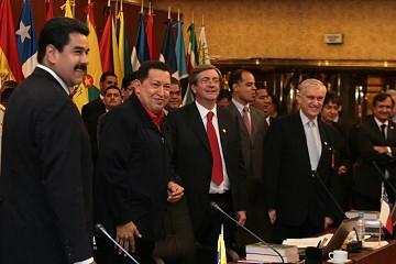 Delegates from CELAC´s member states meet at Hotel Gran Meliá Caracas (YVKE Mundial)